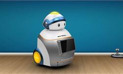 服务机器人行业市场前景广阔 人工智能技术融合发展