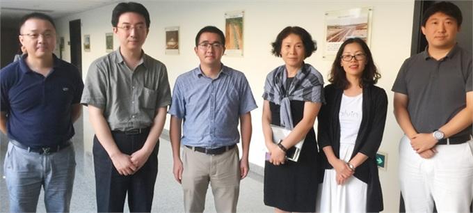 前瞻智库应邀前往国家商务部电子商务中心进行项目合作洽谈