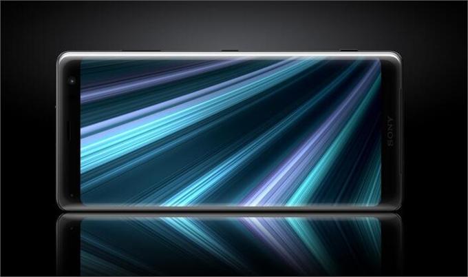 索尼XZ3发布
