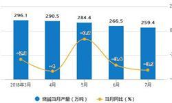 1-7月<em>原盐</em>累计产量为3324.1万吨 累计增长0.4%