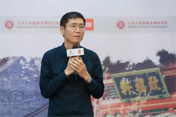 北大三名教授对话小米联合创始人刘德