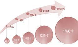 硅晶圆完成8英寸到12英寸的迭代 预计2020年全球硅晶圆厂将达117座