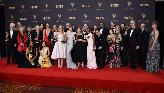 2018艾美奖获奖名单出炉:网飞112项提名首超HBO 《权游》强势回归!