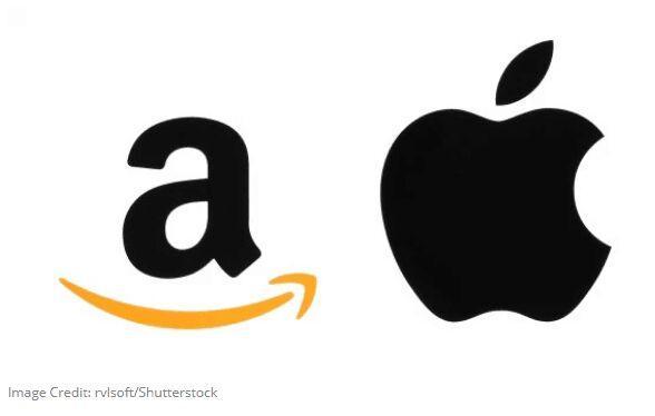 亚马逊和苹果:估值均突破万亿美元大关 但两者理念相差一万亿英里