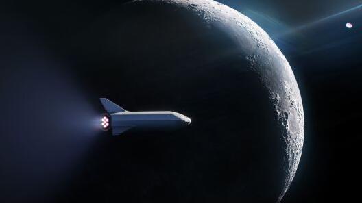 """身份曝光!绕月飞行首单旅客公布 日本亿万富豪2023年""""上天""""找灵感"""