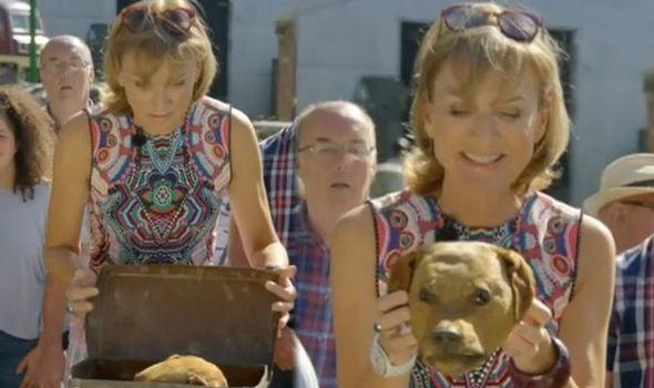 BBC节目拿被斩首狗头:勇抓死囚后被奇葩英国人做成标本纪念