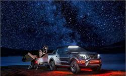 豪华移动天文台!尼桑打造观星专属概念车 可夜观遥远星云