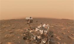 好奇号火星探测器已暂停所有科学探测 神秘故障使数据无法传回地球