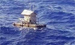 奇迹生还!印尼少年海上漂流49天 被强风暴吹到关岛靠捕鱼充饥挤海水止渴