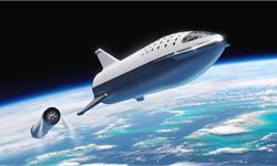 为首单绕月飞行做准备!SpaceX大型猎鹰火箭<em>太空</em>飞行系统重大更新