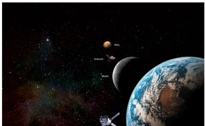 月球是人類探索開發火星的墊腳石