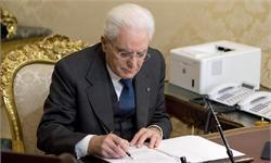 意大利总统马塔雷拉:必须保持经济可持续性发展