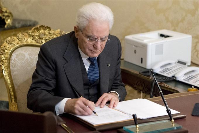 意大利总统
