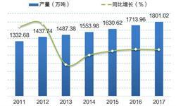 2018年陕西省园林水果产业发展现状 果业增加值逐年攀升