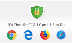 谷歌、微软和<em>苹果</em>宣布2020年将禁用TLS 1.0/1.1 旧版TLS将退出历史舞台