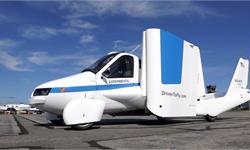 史上第一辆真正的飞车诞生!售价40万美元