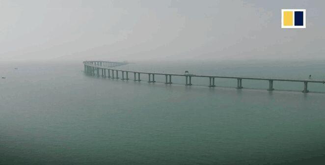 10月24日!港珠澳大桥通车敲定  私家车一次通行收费150元