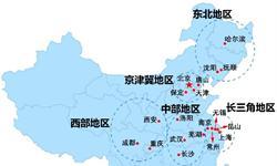 中国六大区域机器人产业发展现状、资源以及环境对比 哪个区域最强?