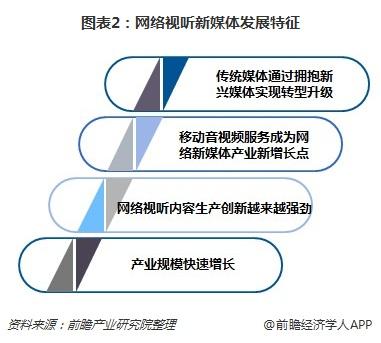 图表2:网络视听新媒体发展特征