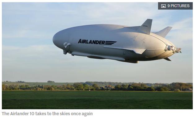 空中巨无霸!世界最大飞机试飞坠毁后重返天空 长92米有效载重达1万千克