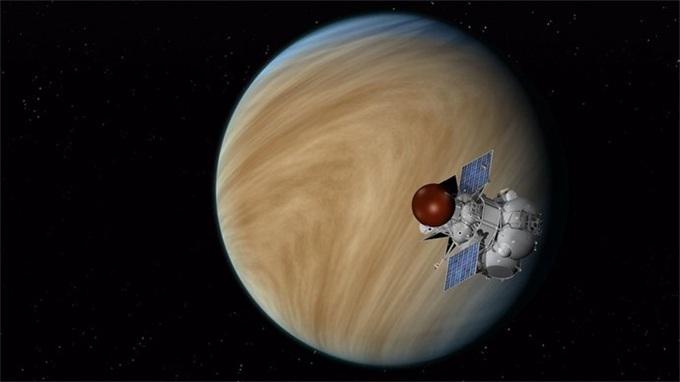 重返金星!NASA下一个派去金星的航天器可能是一只气球