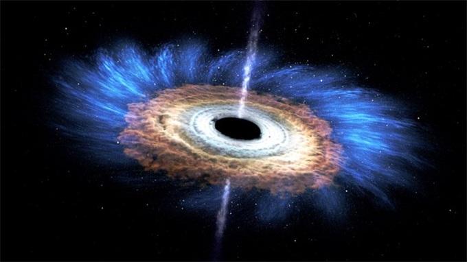 神秘超新星爆炸!科学家们可能已经见证了一个黑洞的诞生!