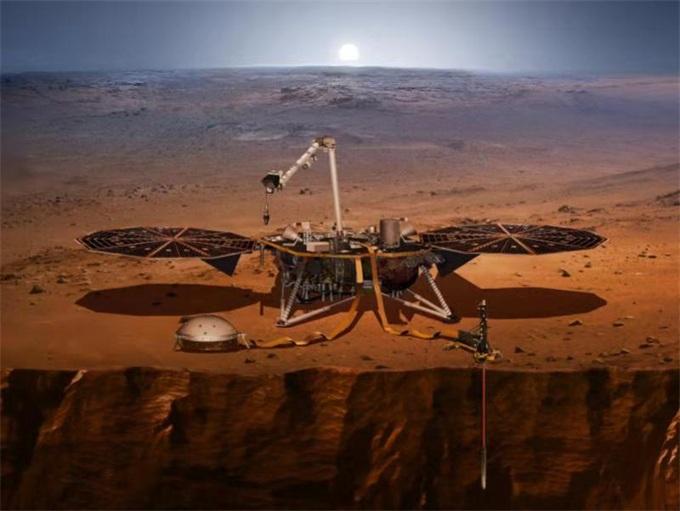 火星的最新访客——洞察号:为什么我们要不停地去火星?