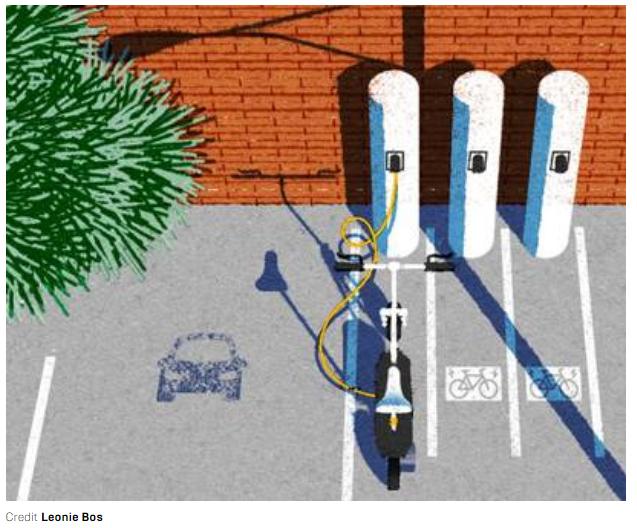 微型电动交通工具将颠覆城市交通 明年可能出现爆炸式增长