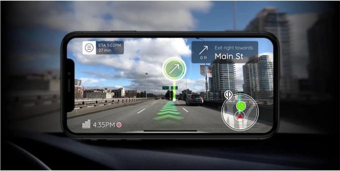 路痴福利!美国初创公司筹集300万美元开发AR导航 可直接在挡风玻璃显示方向