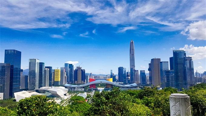 深圳经济活力离不开人口新政