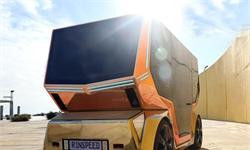 瑞士Rinspeed推出MicroSNAP概念车