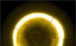 """太阳的北极""""充满了漩涡""""?这到底是怎么回事?"""