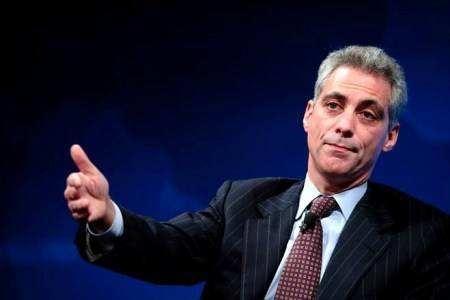 芝加哥市市长