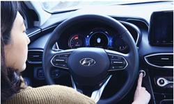 告别车钥匙!现代推出首个汽车指纹解锁技术 安全性与苹果Touch ID相当