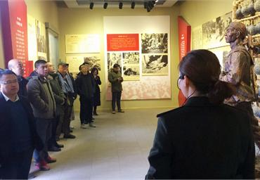 山西长治李裕村乡村振兴规划项目考察调研启动