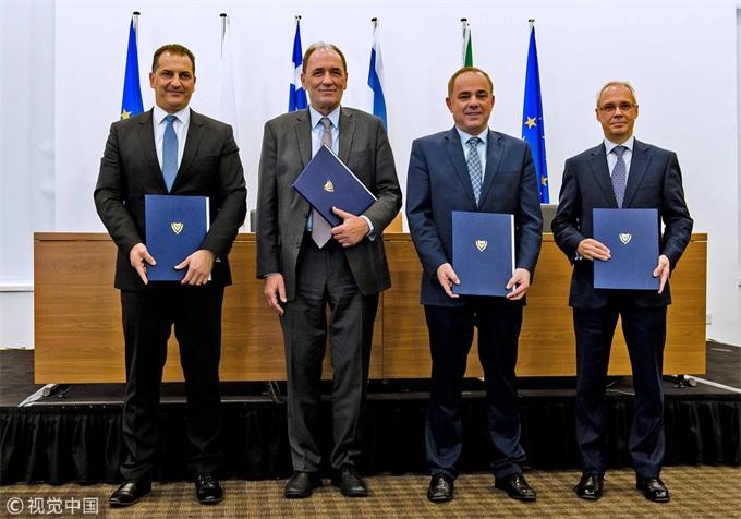 EastMed天然气管道将重塑地中海地区的经济,欧盟获益最大