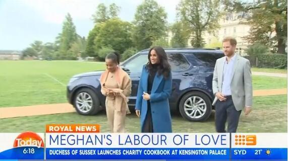 250万英镑!哈里王子豪宅曝光 夫妻临时住所曾用于接待众多名人