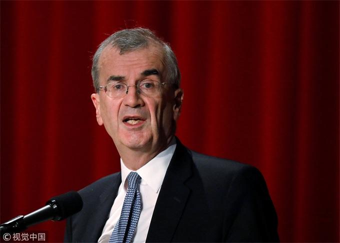 欧央行Villeroy:货币政策正常化必须渐进和务实