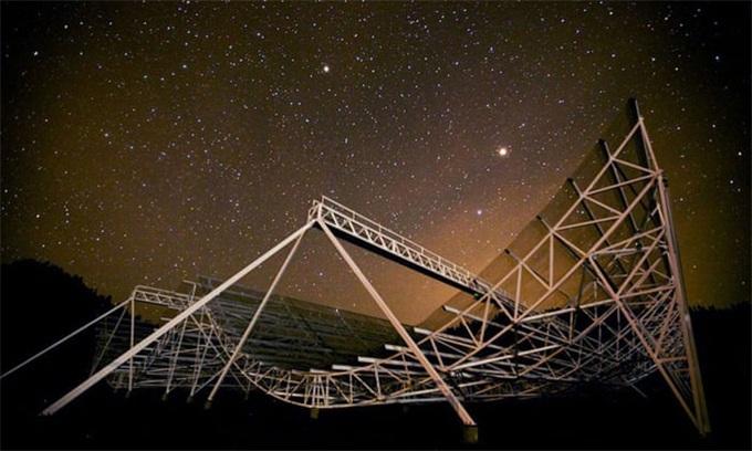 来自外星人的信号?历史上第二次发现重复的快速射电暴!