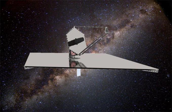 太空望远镜的未来:NASA在2030年代的四个旗舰级概念任务!