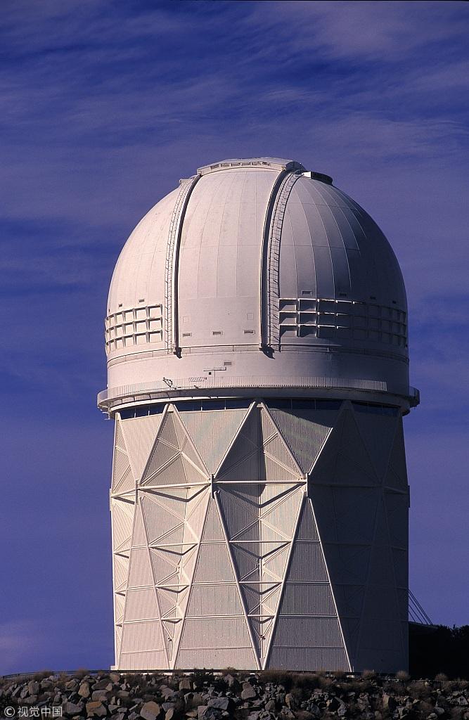 全球最大太阳望远镜将于今夏运行,周边学生受益匪浅