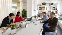 梧州商贸物流园产业规划与招商项目有序推进