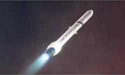 """对标猎鹰九号!蓝色起源""""新格伦""""火箭亮相:将于2021年投入使用"""