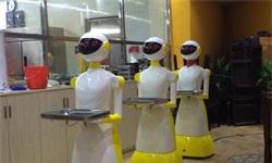 """2018年全球服务<em>机器人</em>行业发展现状及趋势分析 未来AI技术助推呈现""""五化""""发展"""