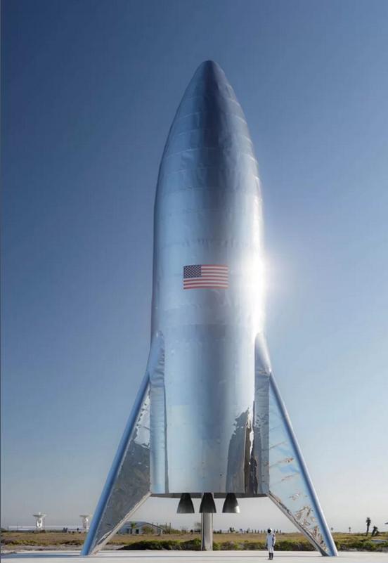 SpaceX的Starship巨型火箭将用不锈钢代替碳纤维 马斯克:不只是便宜
