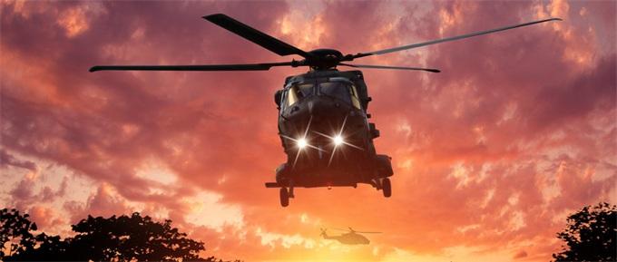 壕气!开直升机回村拜年还发1200万新年红包 这位董事长曾两次登上富豪榜