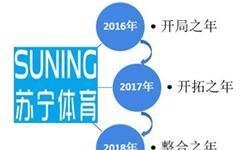 2018年中国独角兽企业成长趋势解读之——苏宁体育:线上线下相结合,布局全产业链