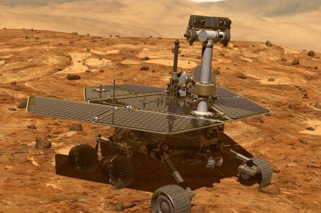 """探索15年!""""机遇号""""可以休息了:NASA宣布其长眠于火星"""