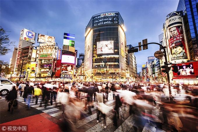 去年日本第四季度GDP反弹并增长0.3%,资本支出成最大动力