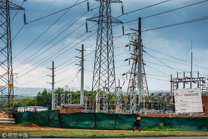 债务总额飙升至4190亿兰特!南非国营电力公司Eskom选择分拆还是借贷?